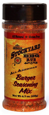 Juan Stockyard Burger Seasoning Mix