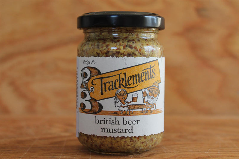 Tracklements - British Beer Mustard