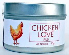 Chicken Love - 4 oz - The Epicentre