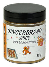 Gingerbread Spice - Epicureal - 50g
