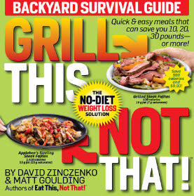 Grill This, Not That!