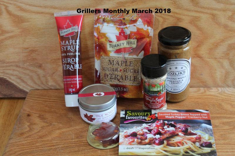 Grillers Monthly March 2018 Canada