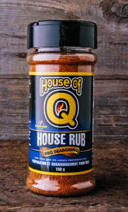 House of Q - House Rub - 150g