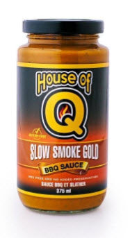 House of Q slow smoke gold