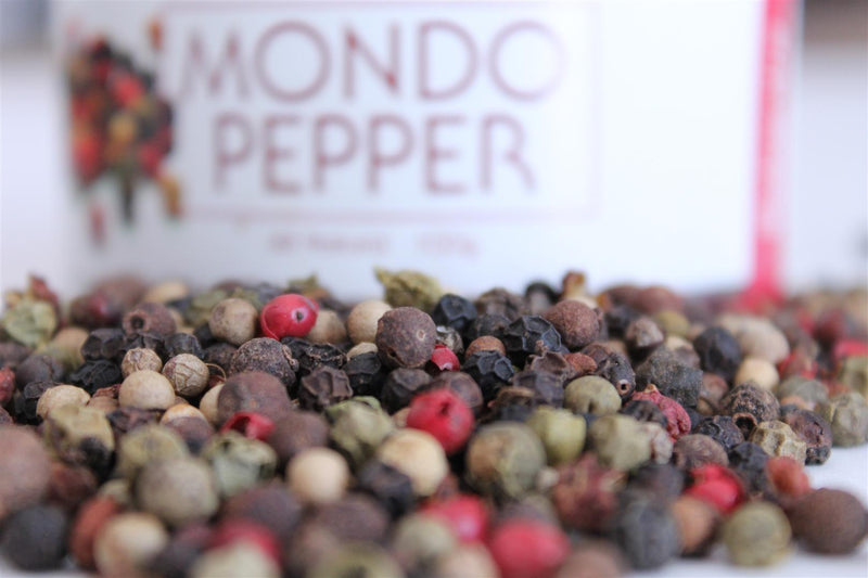 Mondo Pepper - The Epicentre