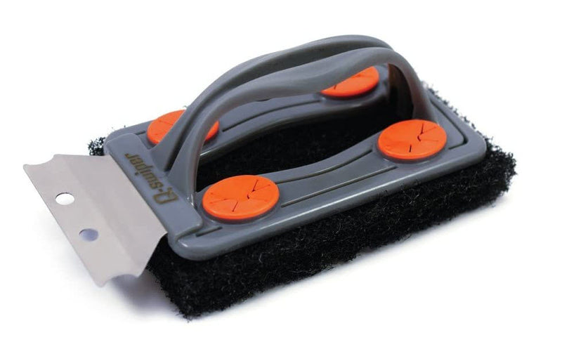Q Swiper Grill Cleaning brush