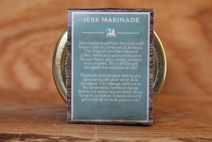 Saha International Cuisine Jerk Marinade - 250ml