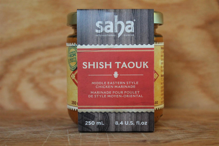 Saha International Cuisine Shish Taouk Marinade - 250ml