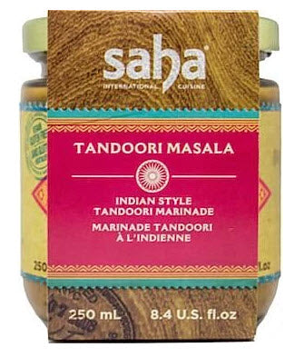 Saha International Cuisine Tandoori Masala Marinade