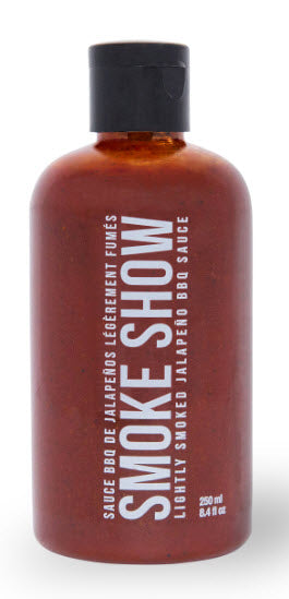 Smoke Show lightly Smoked Jalapeno BBQ Sauce