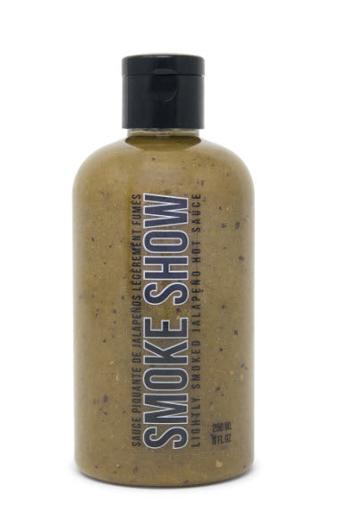 Smoke Show Lightly Smoked Jalapeno Hot Sauce