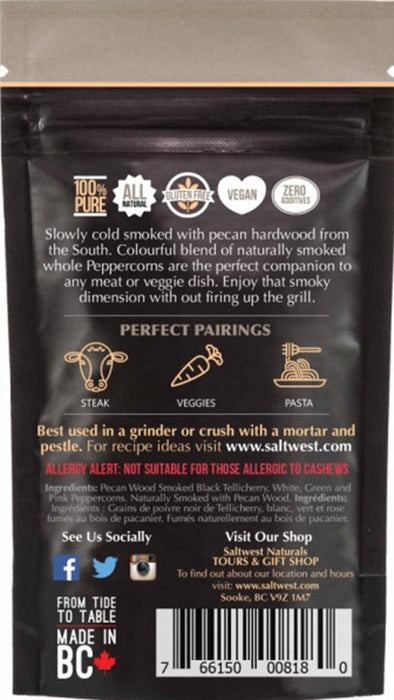 Saltwest Naturals -  Smokehouse Peppercorn (45g)
