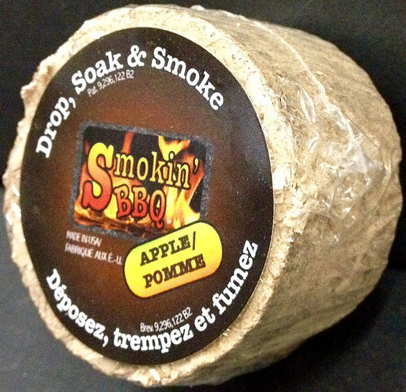 Drop Soak and Smoke Apple