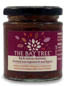 The Bay Tree Fig and Onion Chutney 170g