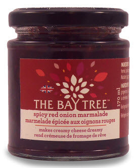 The Bay Tree spicy red onion marmalade