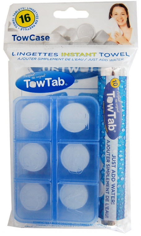 TowTab - 16 piece with TowCase