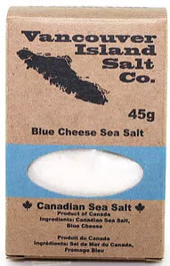 Danish Blue Cheese Sea Salt (45g) - Vancouver Island Salt Co.