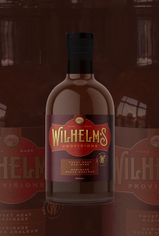 Wilhelm's Sweet Heat Marinade