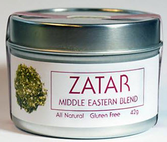 Zatar (Middle Eastern Blend) - The Epicentre 85g