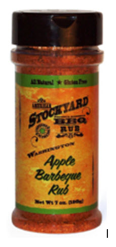 American Stockyards Washington Apple Barbeque Rub