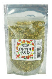 David's Chicken Rub - 1g