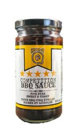 House of Q Five Star Competition BBQ Sauce  375ml