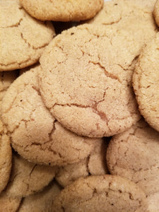 Chai Spice Cookies