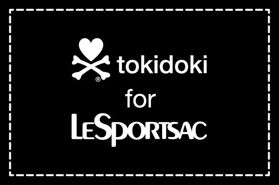 tokidoki for LeSportsac