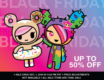 tokidoki Black Friday Sale!