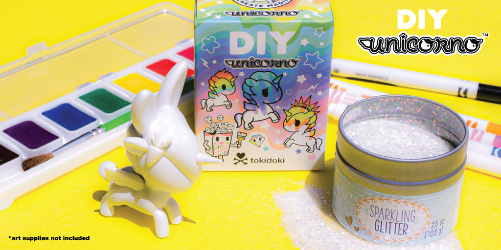 DIY Unicorno Blind Box