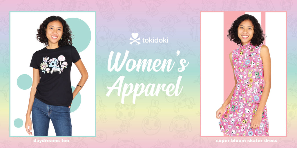 Shop our tokidoki Women's Apparel
