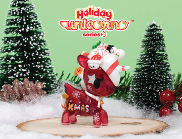 Holiday Unicorno Series 2