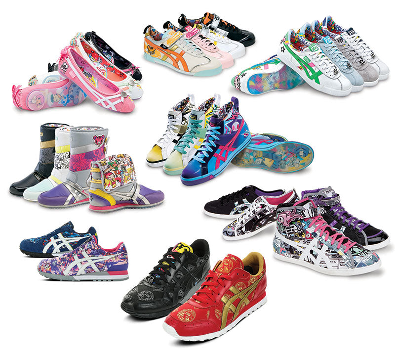 super popular 76f7a 4ed14 tokidoki x Onitsuka Tiger