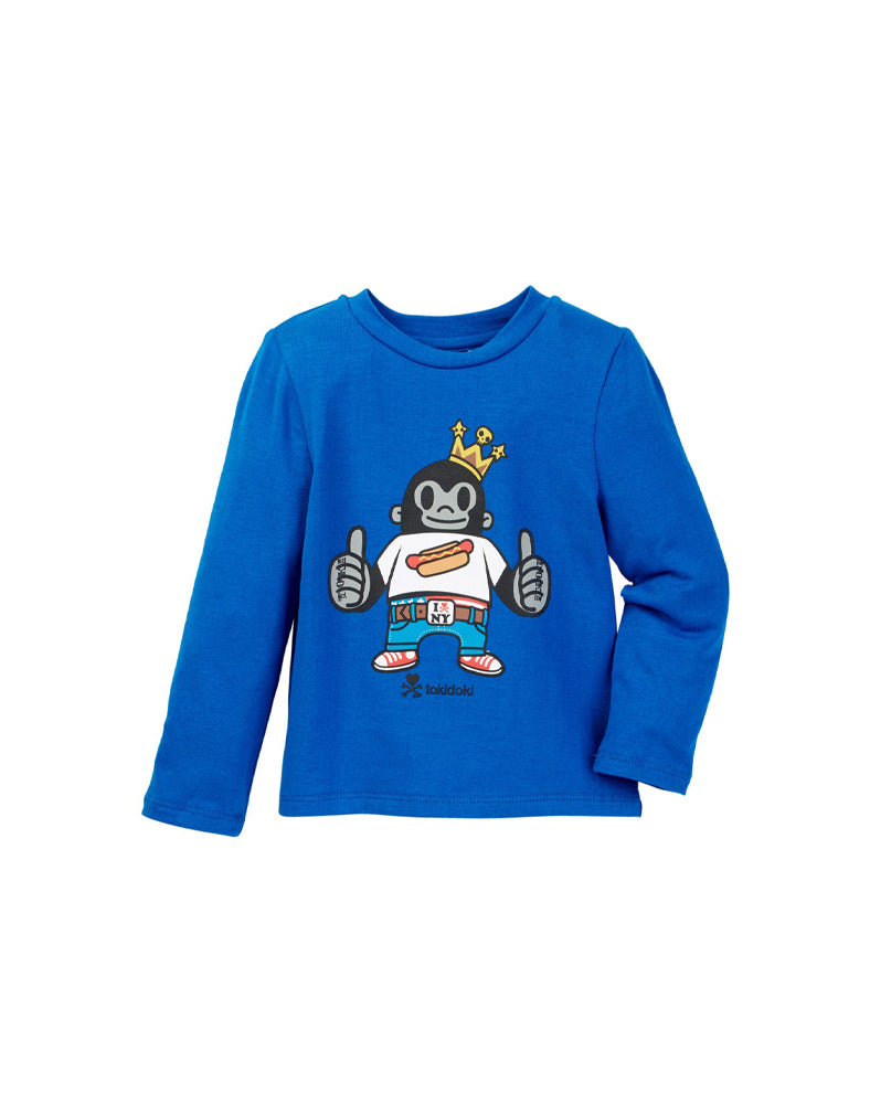 tokidoki Bambino Brooklyn Long Sleeve Tee