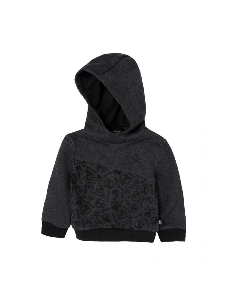 tokidoki Bambino Hooded Sweatshirt (Dark Grey)
