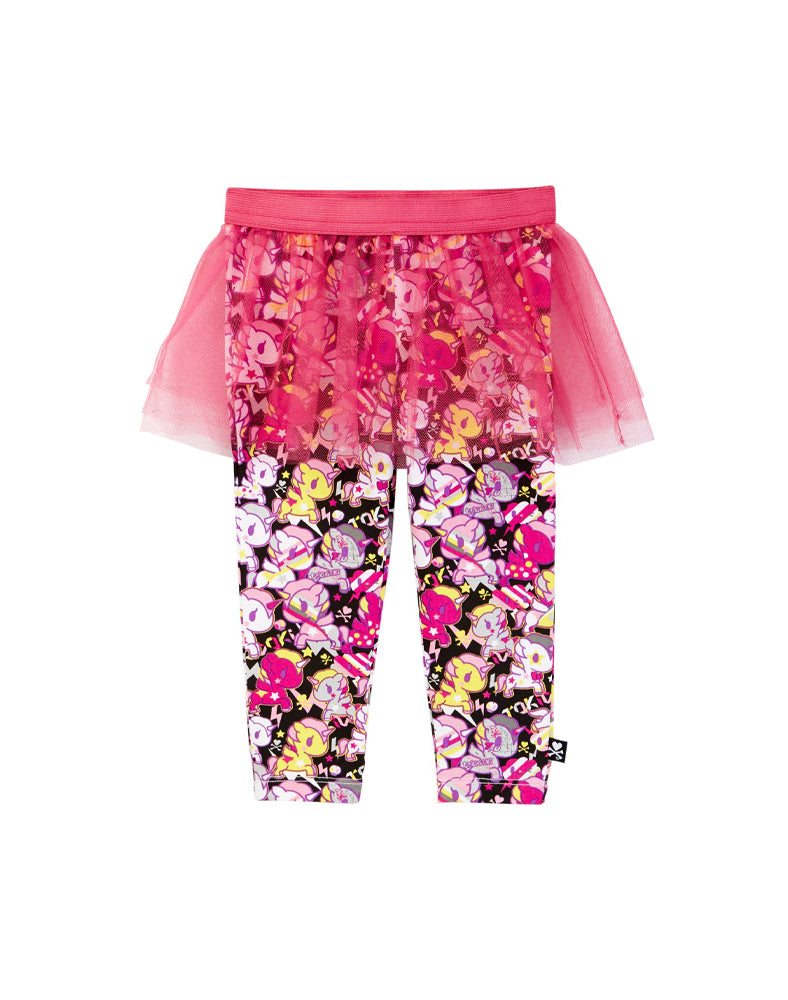 tokidoki Bambino Unicorno Print Skirted Leggings