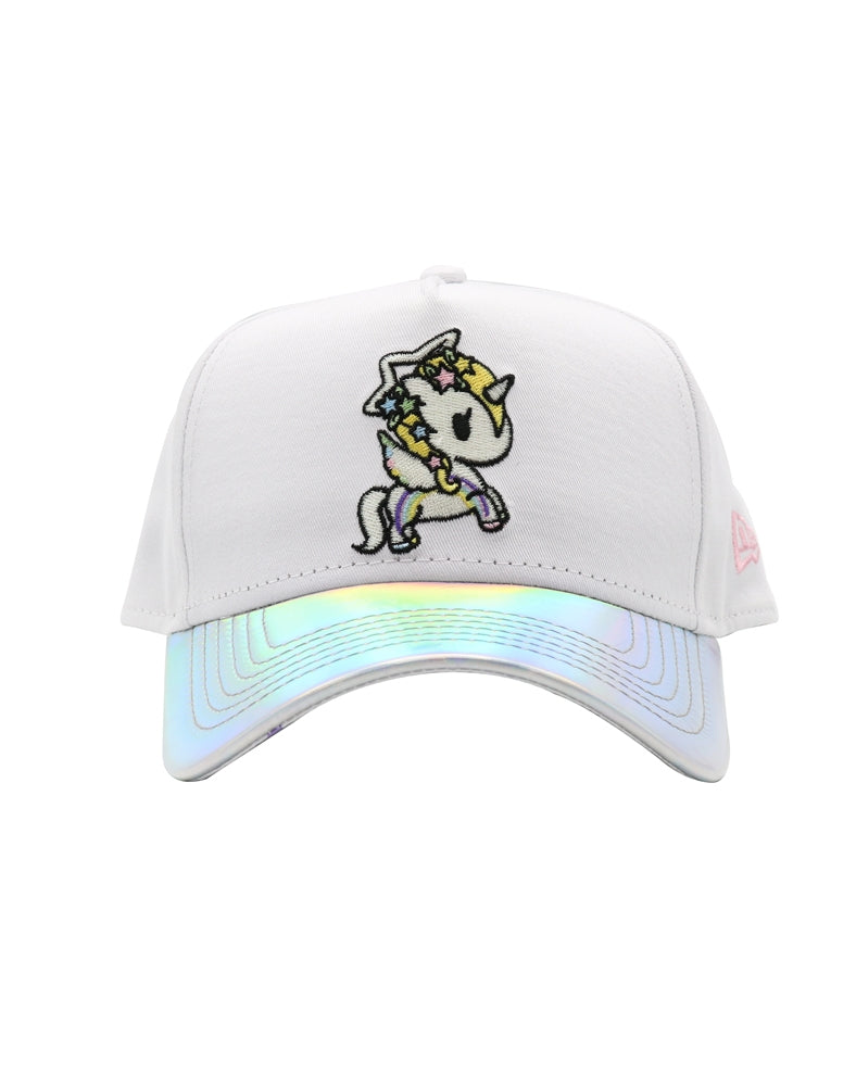 Fantasy Holograph Women's Snapback front