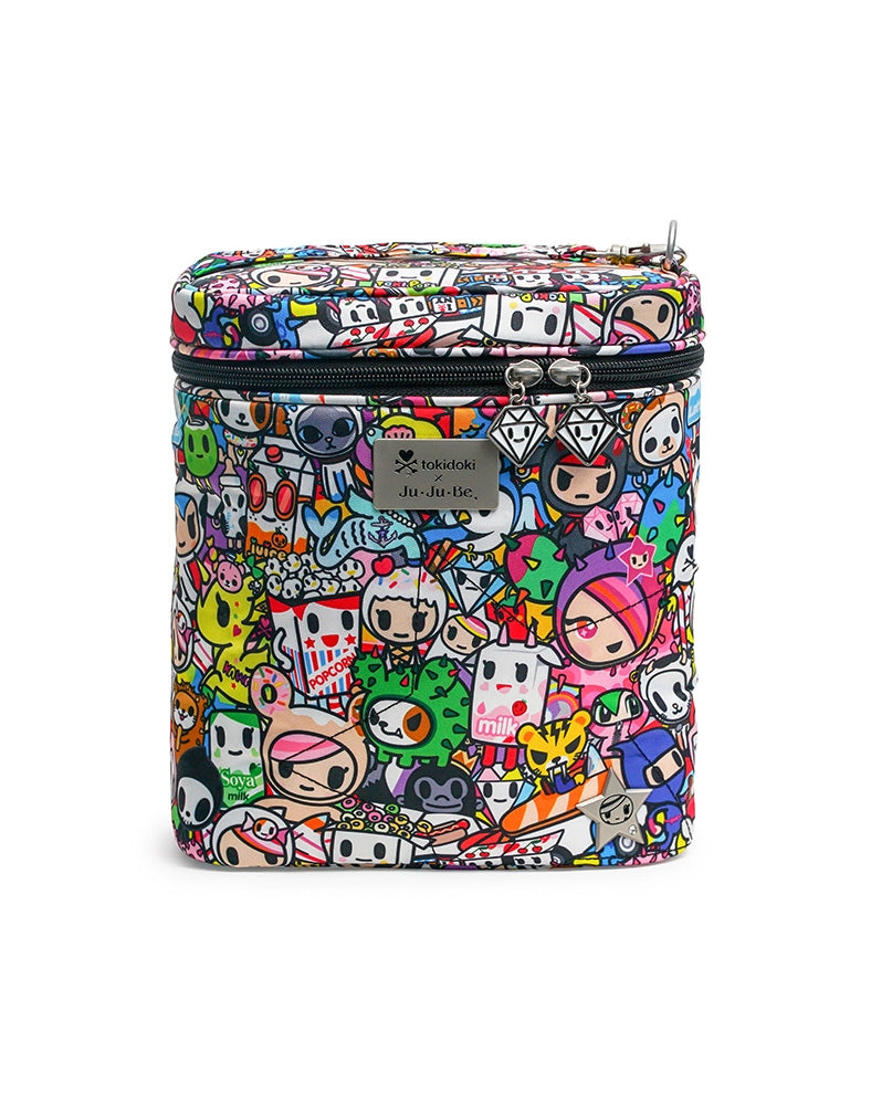tokidoki x Ju-Ju-Be Fuel Cell Lunchbag Iconic 2.0 front