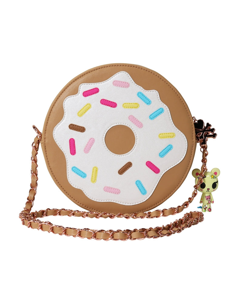 Sweet Gift Collection Donutella Donut Crossbody front