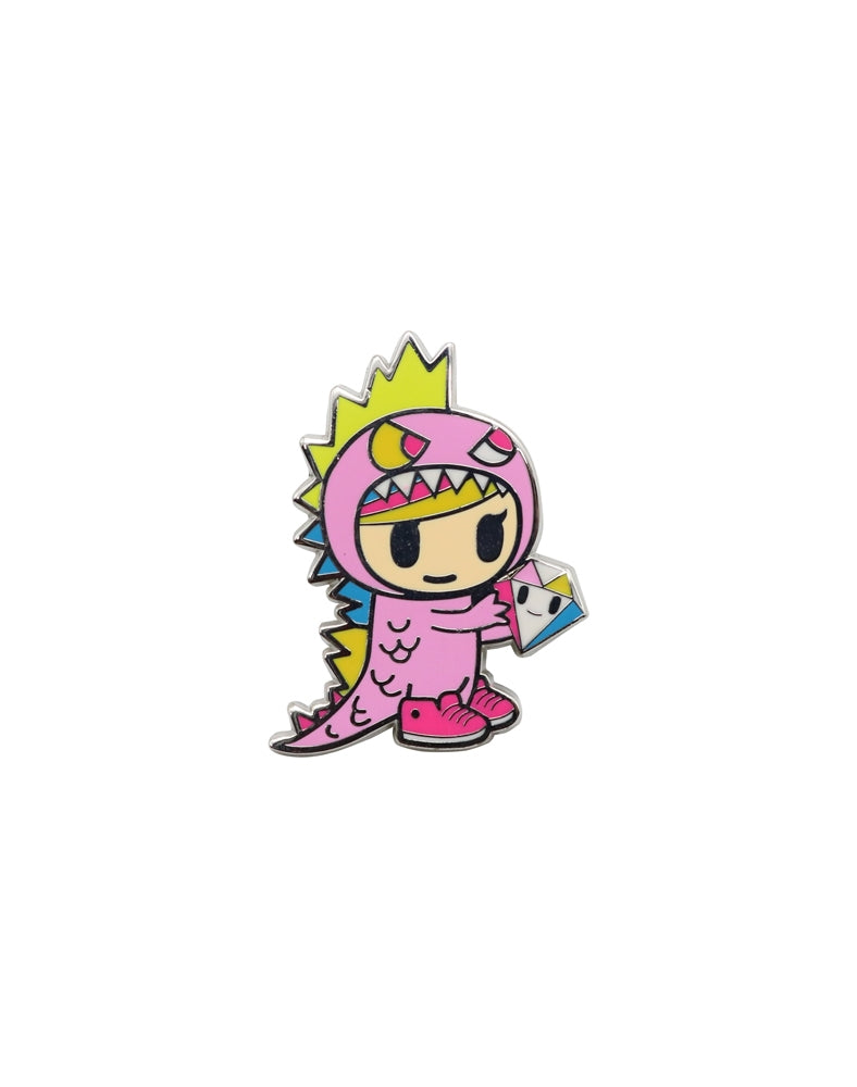 tokidoki Enamel Pins Hotty