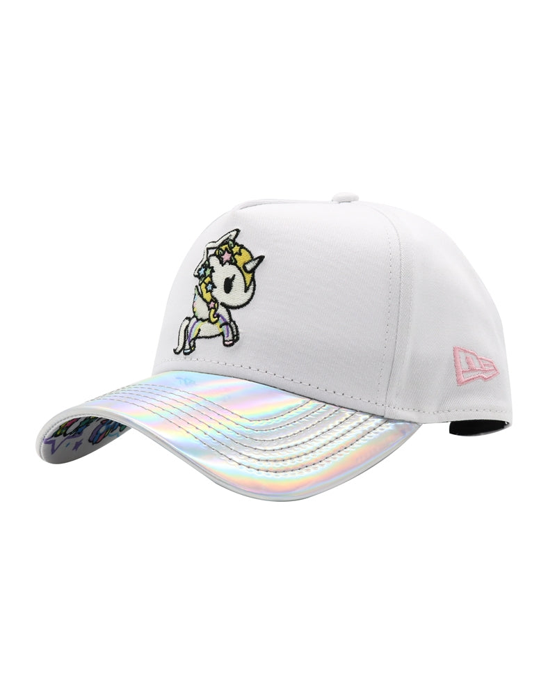 Fantasy Holograph Women's Snapback front side