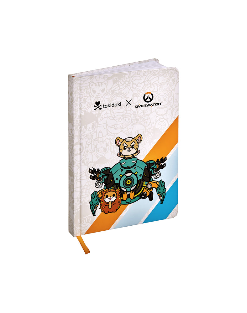 tokidoki x Overwatch Wrecking Ball Notebook
