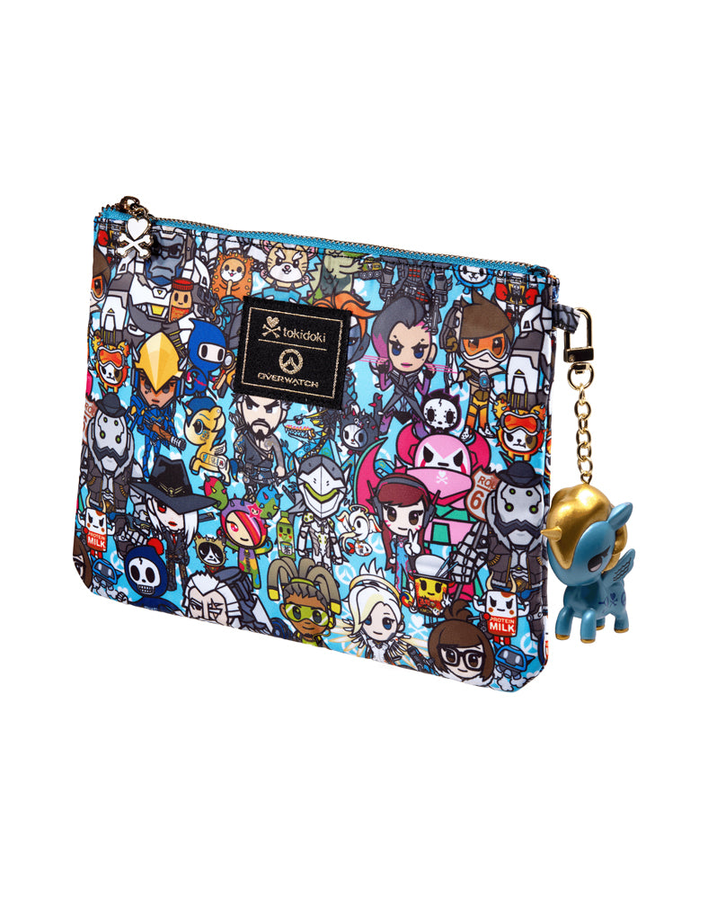tokidoki x Overwatch Team Zip Pouch
