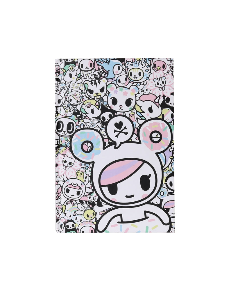 Pastel Pop Notebook front cover