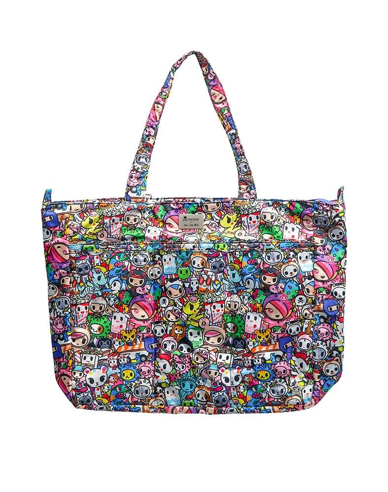 tokidoki x Ju-Ju-Be Super Be Tote Iconic 2.0