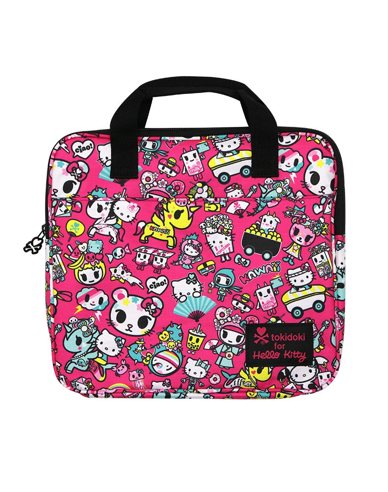 tokidoki x Hello Kitty Kawaii Media Tablet Case front