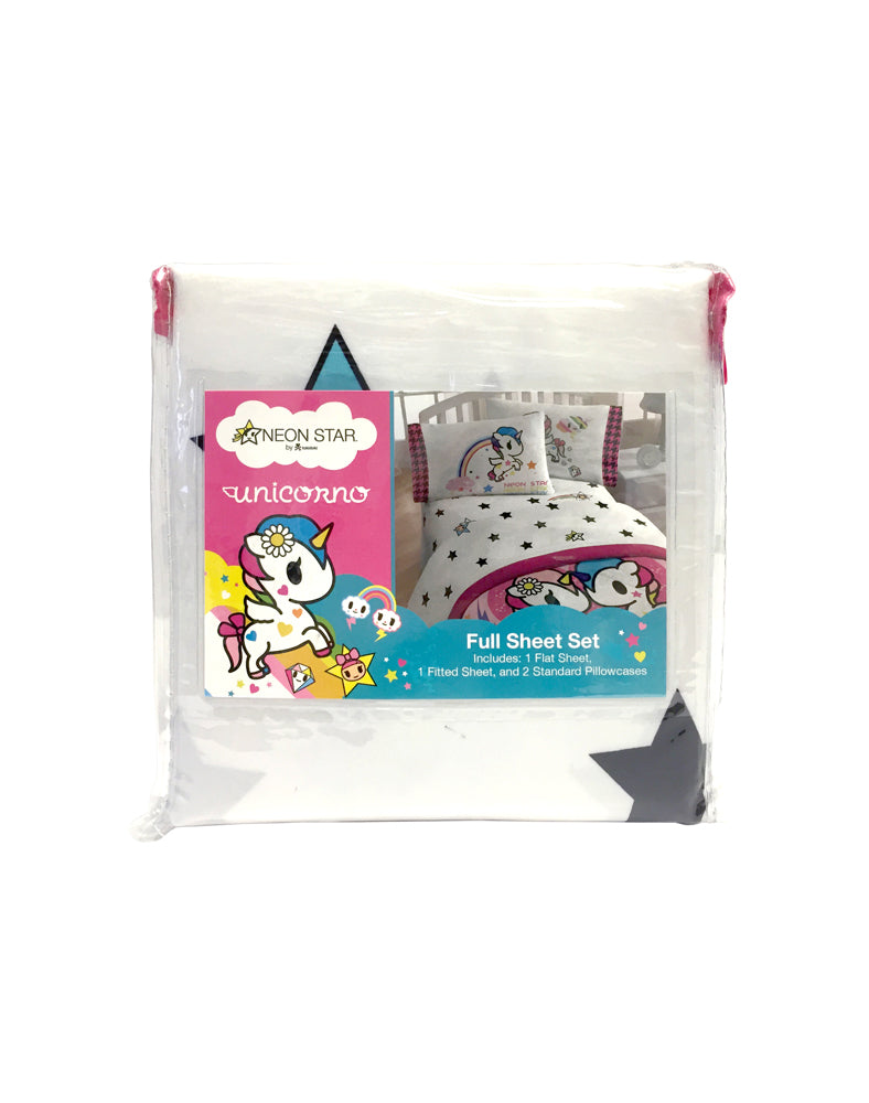 tokidoki Unicorno Full Sheet Set