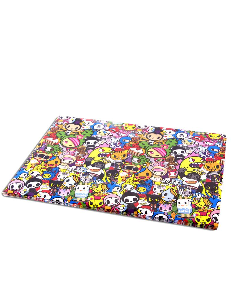 tokidoki All Stars Wrapping Paper single sheet