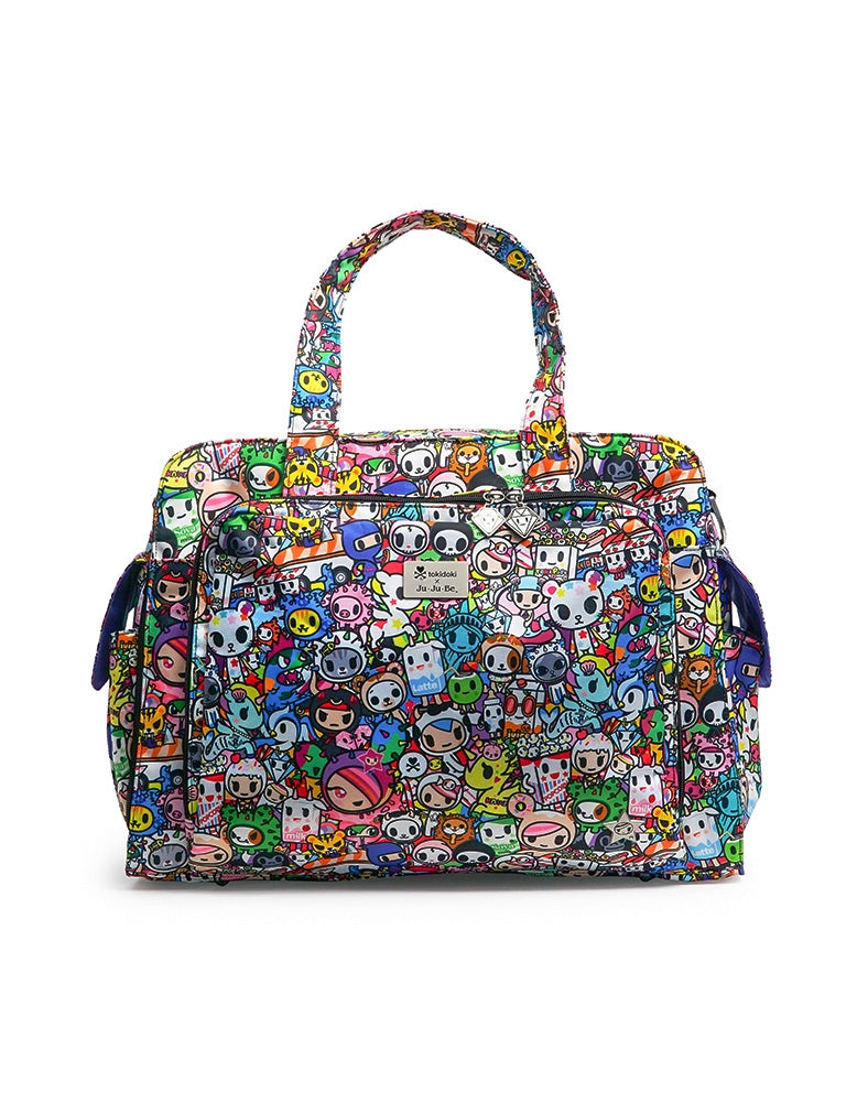 tokidoki x Ju-Ju-Be Be Prepared Diaper Bag Iconic 2.0 front