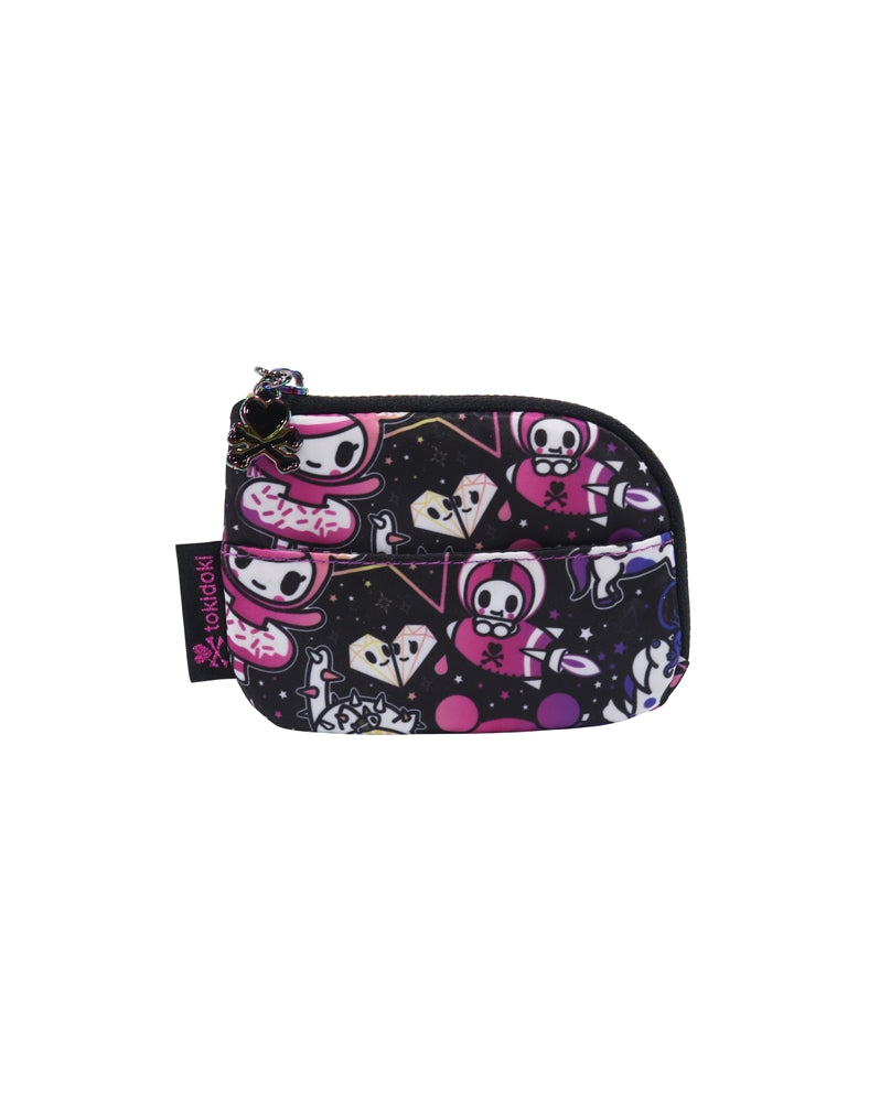 Galactic Dreams Zip Coin Purse front